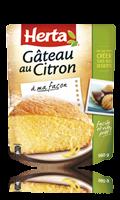 Pâte à gâteau au citron à ma façon Herta