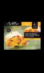 Plat cuisiné poulet sauce aigre douce/riz Madern