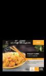 Plat cuisiné poulet au curry Madern