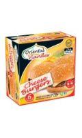 Cheeseburgers halal Oriental Viandes