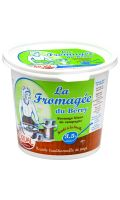 Fromage blanc La Fromagée du Berry 3,5% mg Orval