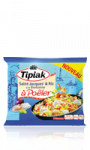 St Jacques et riz à la bretonne à poêler Tipiak
