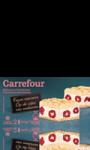 Délice aux framboises façon macaron Carrefour