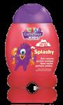 Bain douche enfant parfum exotique Splashy Carrefour Kids