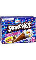 Glaces  Smarties