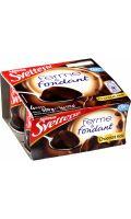 Yaourts chocolat noir Sveltesse