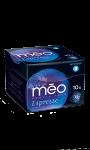 Capsules de café Espresso Cafés Méo