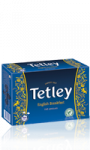 Thé Noir English Breakfast Tetley