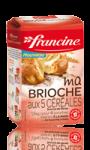 Farine pour Brioche aux 5 céréales Francine