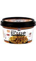 Plat cuisiné riz goût bœuf Mr. Min