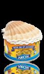 Noix de Saint Jacques à la bretonne Arok