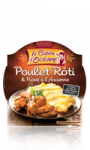 Poulet Rôti & sa purée à l'ancienne La Cuisine d'Océane