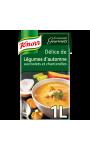 Knorr Soupe Moments Gourmets Délice De Légumes D'Automne 1l