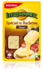Fromage spécial raclette fumé Leerdammer