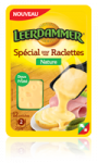 Fromage spécial raclette Nature Leerdammer