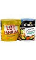 Légumes cuisinés graisse de canard D'aucy