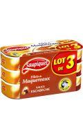 Filets de maquereaux sauce escabèche Saupiquet