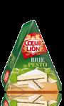 Brie au Pesto Coeur de Lion
