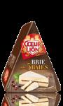 Brie aux 5 Baies Coeur de Lion