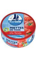 Miettes de thon à la tomate Petit Navire