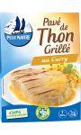 Pavé de thon grillé/curry Petit Navire