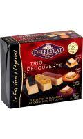Foie gras Trio Découverte Delpeyrat