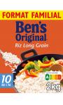 Riz long grain 10 min Uncle Ben's