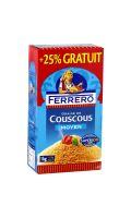 Graine de couscous moyen Ferrero