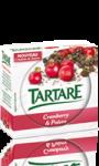 Tartare Cranberry et Poivre