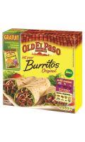Kit Burritos Original  + guacamole Old el Paso