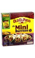 Kit pour mini Burritos doux Old el Paso