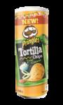 Biscuits apéritif chips Tortilla créme acidulée Pringles