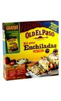 Kit pour Enchiladas doux Old el Paso