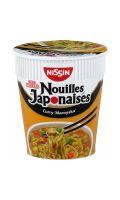 Soupe nouilles curry Nissin