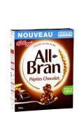 Céréales All-Bran pépites chocolat Kellogg's