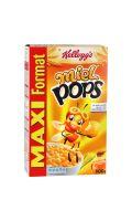 Céréales Soufflé au miel Miel Pops