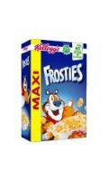 Céréales pétales de maïs sucre Frosties