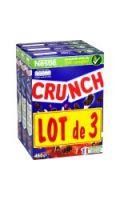 Céréales chocolat Crunch