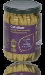 Duo de haricots verts et beurre Carrefour