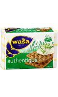 Biscottes authentique Wasa