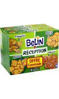 Biscuits apéritifs Réception Belin