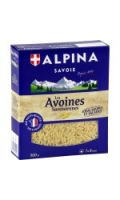 Pâtes avoines Alpina Savoie