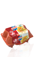 6 oeufs Label Rouge Lustucru