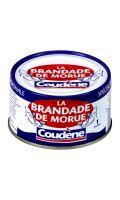 Plat cuisiné brandade de morue Coudène
