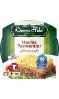 Plat cuisiné hachis parmentier halal Dounia Halal