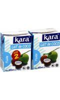 Lait de coco fluide Kara
