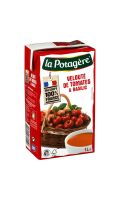 Soupe tomate/basilic La Potagère