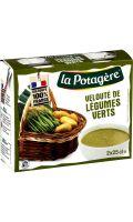 Soupe légumes verts La Potagère