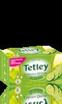 Thé vert Citron vert onctueux Tetley