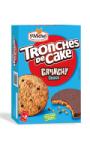 Cookies céréales soufflées Tronches de cake St Michel